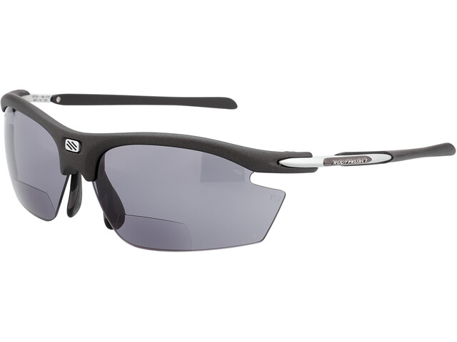 Rudy Project Rydon Readers +2.0 dpt Gafas, matte black / smoke black